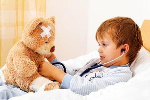 Toddler concierge pediatric care at Face to Face Pediatrics
