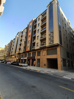 G+1P+5Typ – Commercial and Residential (Twin )Building, Muweilah, Sharjah