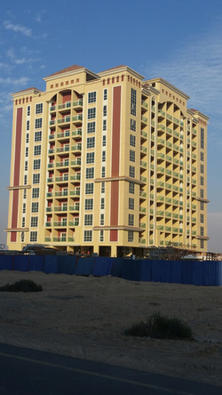 Al Qandeel Contracting LLC - 2B+G+9Typ+HC Residentail Bldg.