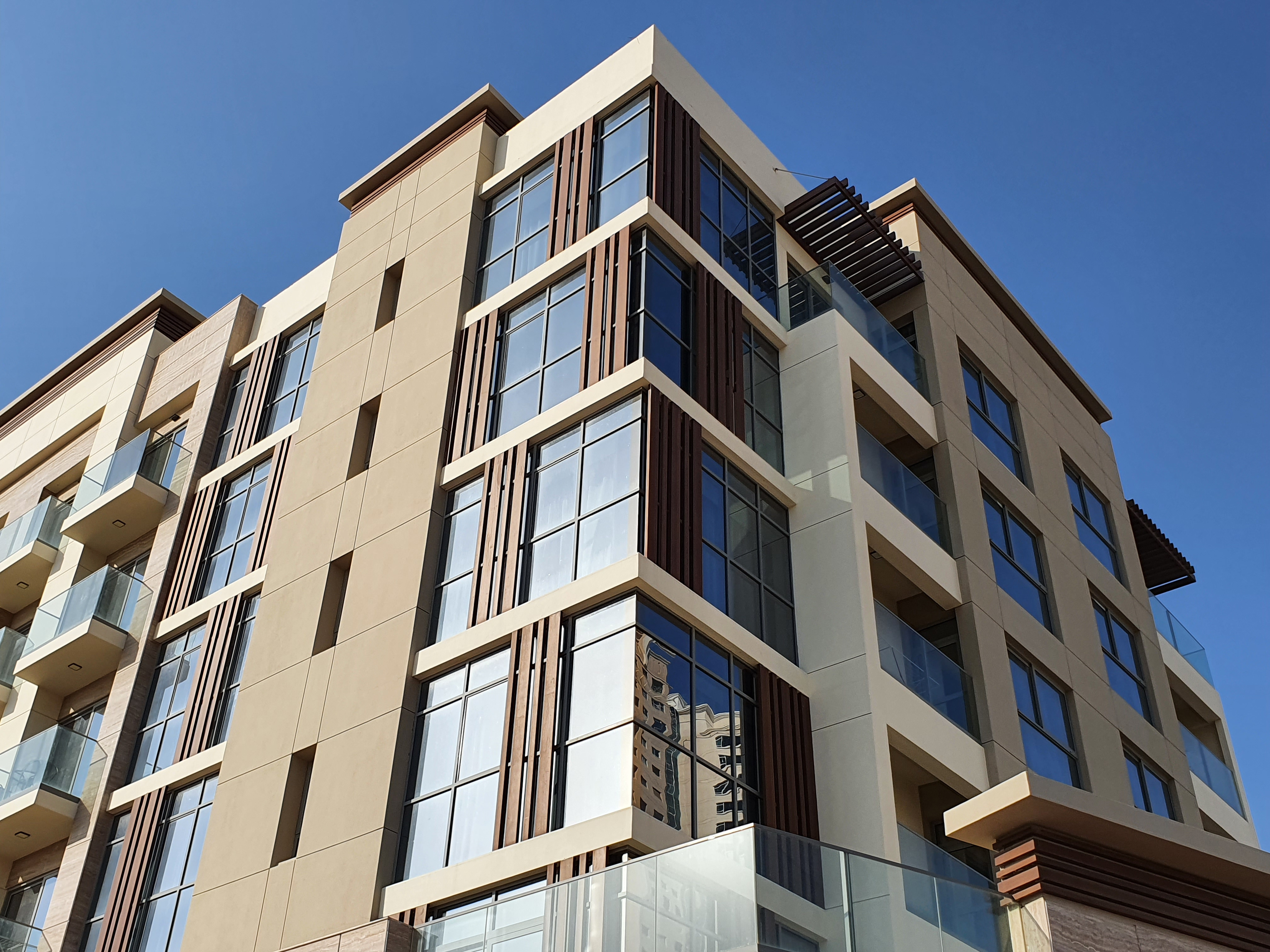 B+G+5 Typ – Commercial & Residential Building, Al Majan, Dubai