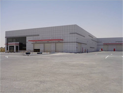 Dolphin Construction - Parts & Battery Warehouse at DIC