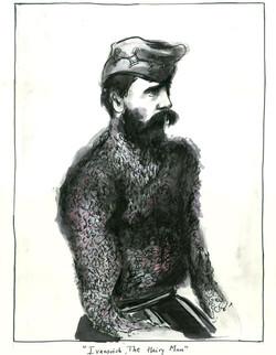 Ivanovich The Hairy Man