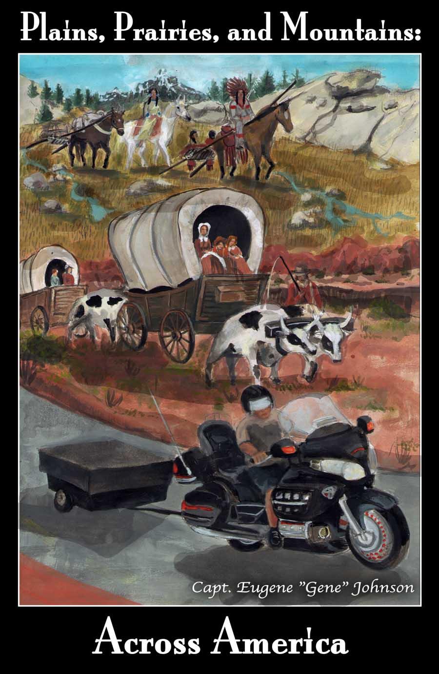 Plains, Prairies and Mountains