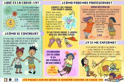 Poster para primaria. Baja California