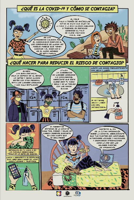 Poster para secundaria. Baja California.