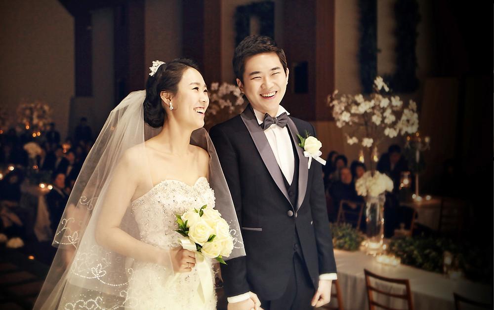 행복한 결혼식의