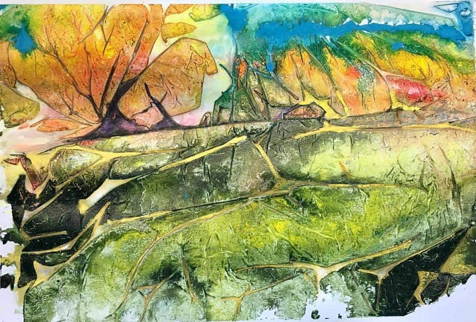 landscape orange and green 9_17