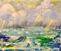 schooner's sea