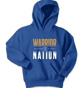 WARRIOR NATION Hoodie Royal.png