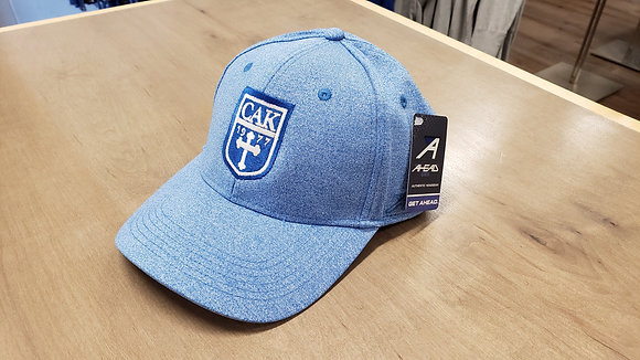 AHEAD Heathered University Blue Cap
