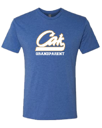 Royal ADULT Grandparent Script S/S Tee