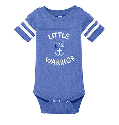 Little Warrior Royal Onesie