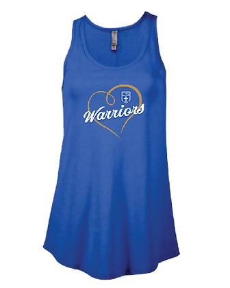Royal Womens Heart Tank