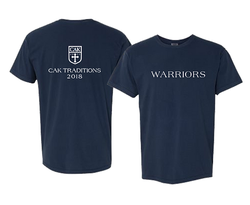 2018 NAVY TRADITIONS TEE
