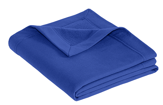 CAK Stadium Blanket  w/CAK Shield Logo - ROYAL