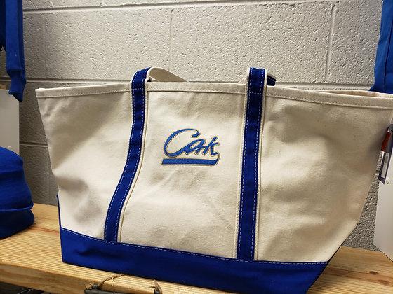 Natural CAK Large Tote Bag