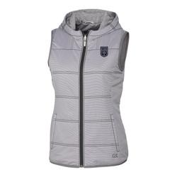 Womens Stripe Cora vest
