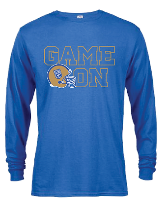 Royal ADULT Game On L/S Tee