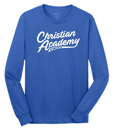 TODDLER Royal Christian L/S Tee