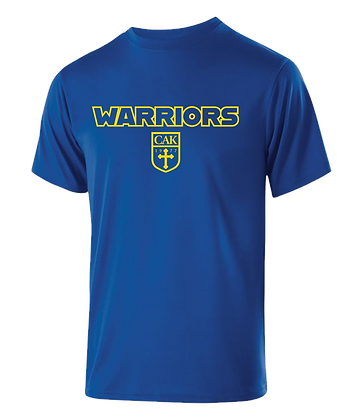 Royal DRI FIT Outline SS ADULT