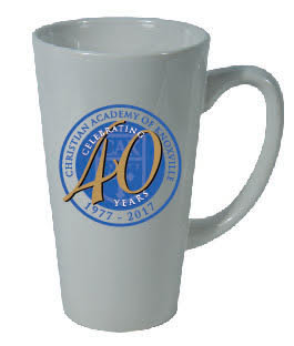 LTD ED. 40th Anniversary Mug