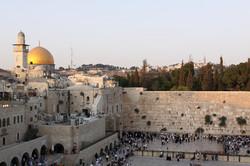 The Western Wall Jerusalem