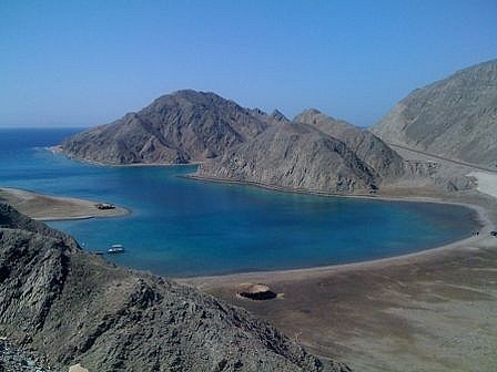 Bay in Taba