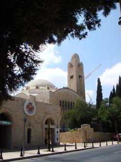 The Jerusalem YMCA