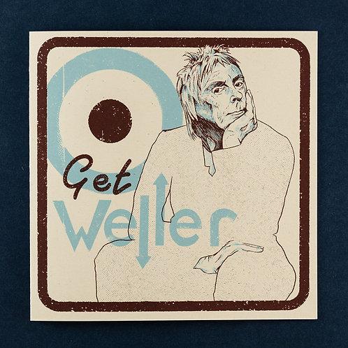 Weller - Cult Status Card