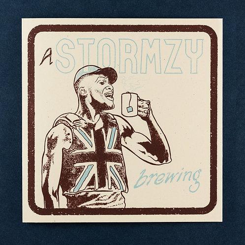 Stormzy - Cult Status Card