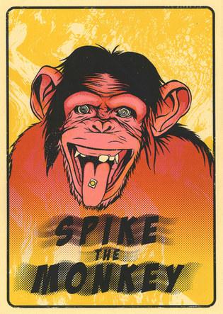 Spike The Monkey