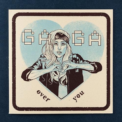 Gaga - Cult Status Card