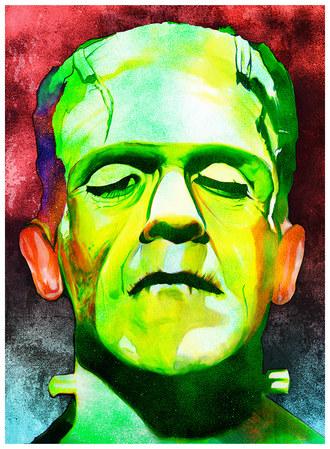 Karloff's Frankenstein
