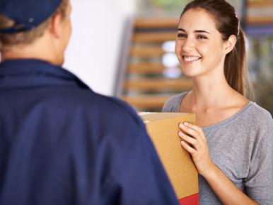 Доставка еды на дом и работу