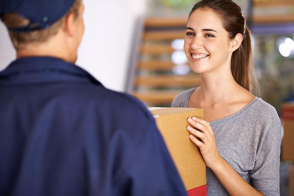 Fare Haven: Home Delivery Service