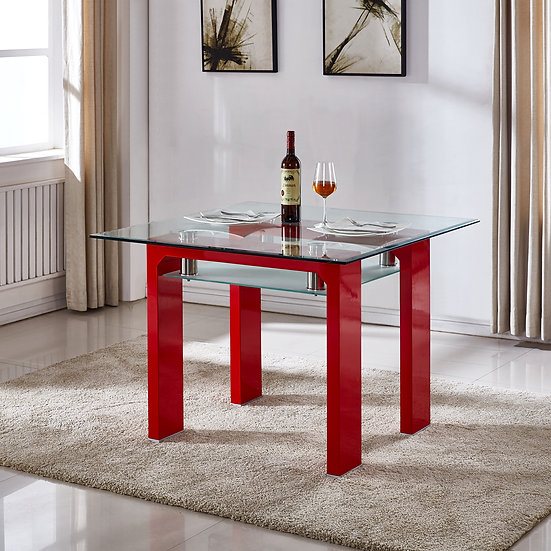 T1-100 RED TABLE