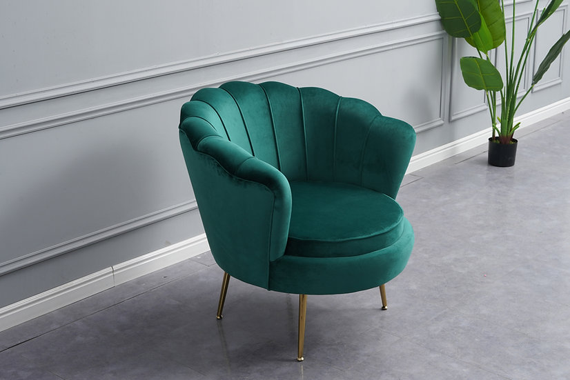 LC032-1 Single Seater Accent Chair