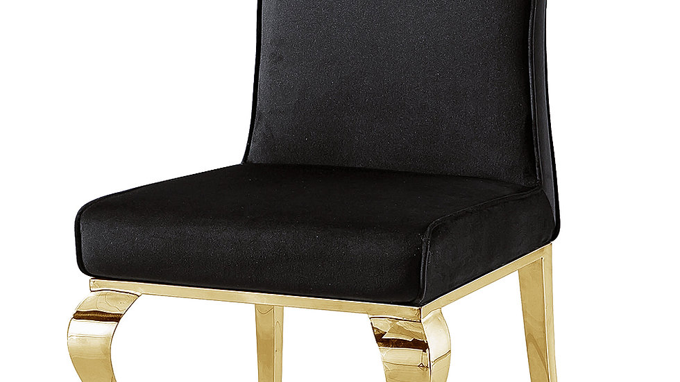 DC60 GOLD DINING CHAIR