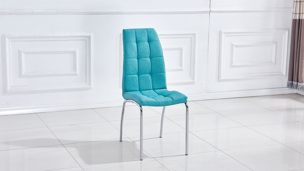 216 TURQUOISE CHAIR