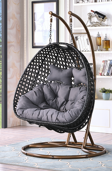 F010D DOUBLE SEATER SWING