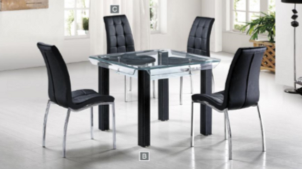 JF100 DINING TABLE