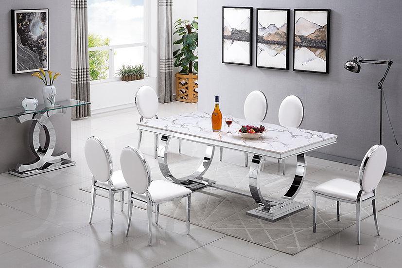 Gyrith Dining Table