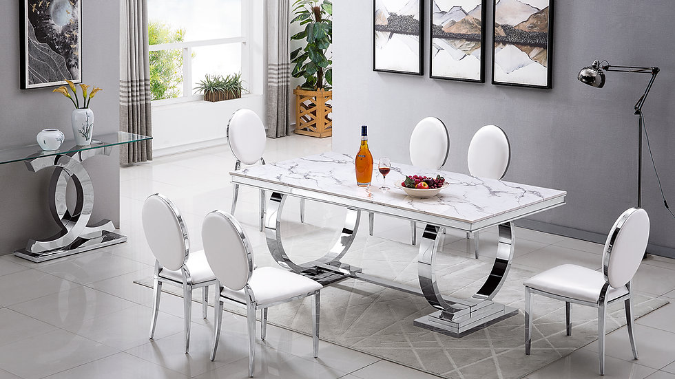Gyrith Dining Table