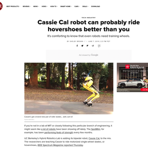 Our open-source control software helped UC Berkeley accomplish riding hovershoes!