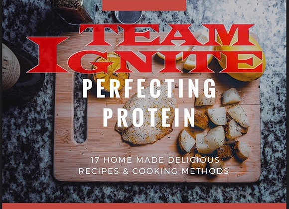 Perfecting Protein Cookbook