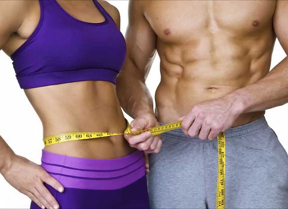 8 Week Structured Lifestyle Coaching Package