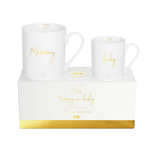 Coppia Mug Mummy & Baby