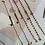 Thumbnail: Bracciale mamma pietrine colorate