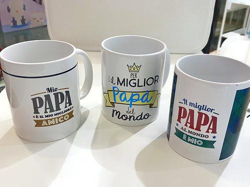 Tazza ceramica papà