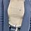 Thumbnail: Collana lunga stella ottone